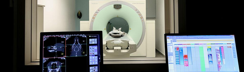 Scanner vétérinaire